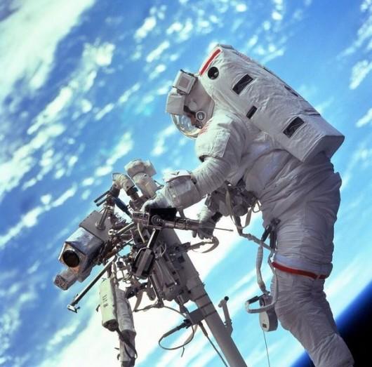 NASA - Zdjecie z ISS 09