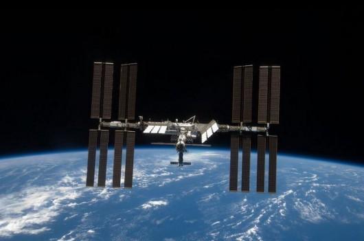 NASA - Zdjecie z ISS 10