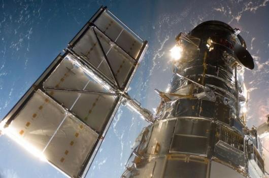 NASA - Zdjecie z ISS 12