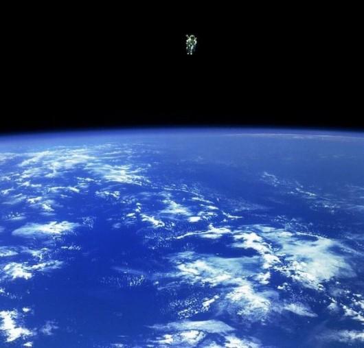 NASA - Zdjecie z ISS 13