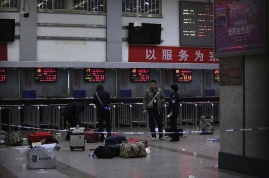 Nożownicy - Chiny3