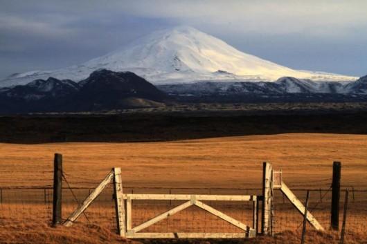 Wulkan Hekla - Islandia 2
