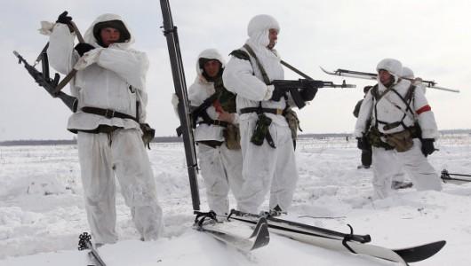 Arktyka - Rosyjskie wojsko