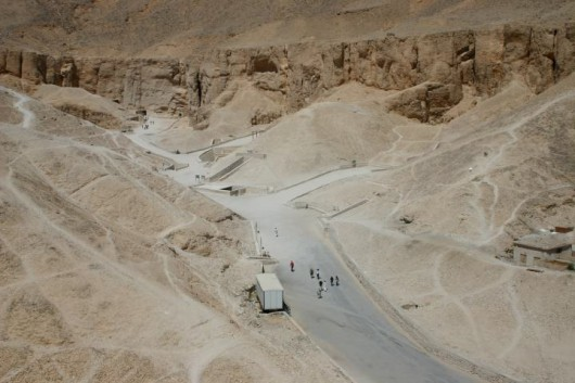 Dolina królów - Egipt