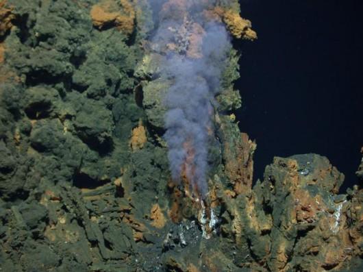 Komin hydrotermalny