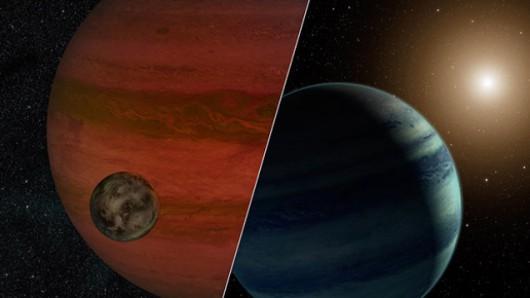 Naukowcy prawdopodobnie odkryli egzoksiężyc