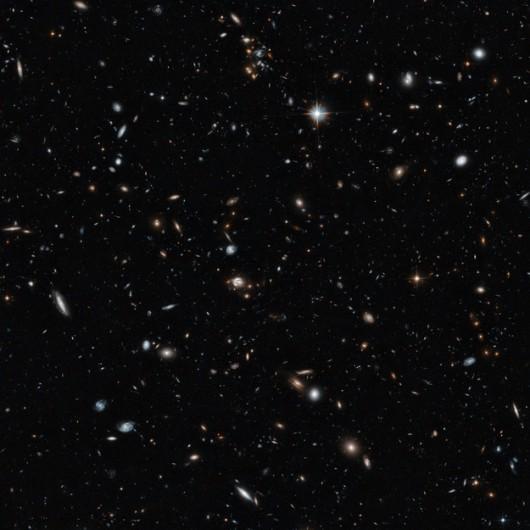 Obraz z teleskopu Hubble'a