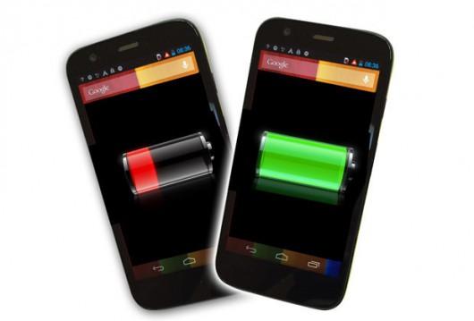 Szybkie łądowanie smartfonów