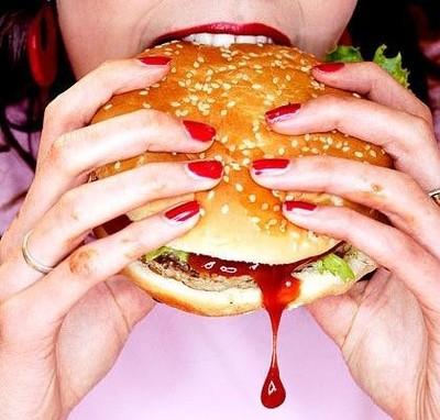 Tłuste jedzenie