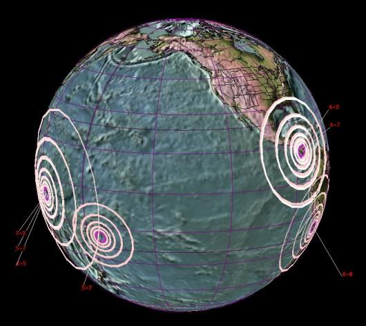 Trzęsienia ziemi 2014.04.11