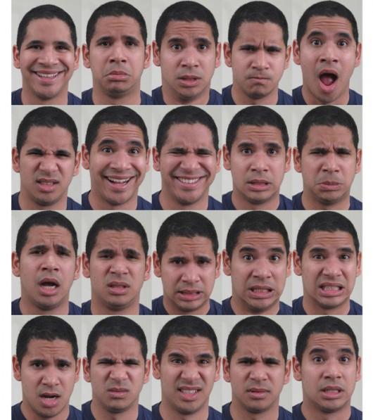 Wyrazy twarzy 21