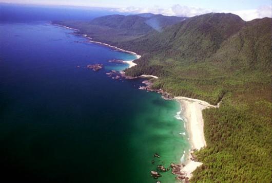 Wyspa Vancouver - Kanada