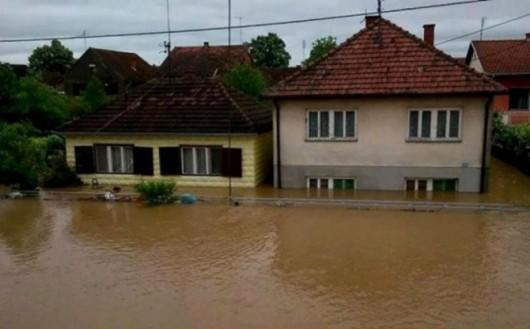 Co najmniej 20 ofiar powodzi w Serbii, Bośni i Hercegowinie 2