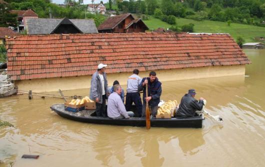 Co najmniej 20 ofiar powodzi w Serbii, Bośni i Hercegowinie 4