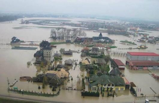 Co najmniej 20 ofiar powodzi w Serbii, Bośni i Hercegowinie