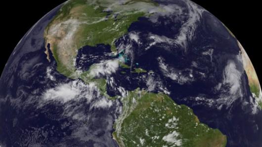El Nino przyczynia się do powstawania burz tropikalnych na Atlantyku