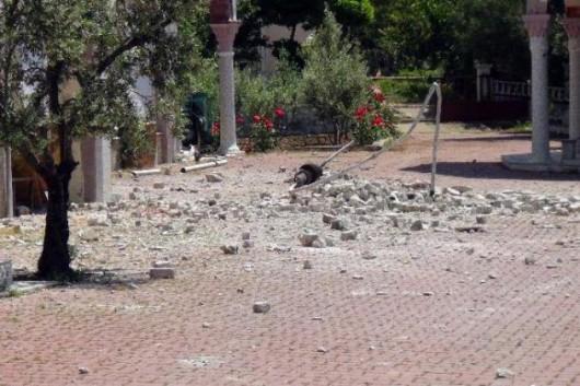 Grecja - Trzęsienie ziemi 6.9