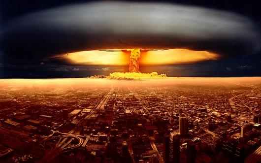 Grzyb bomby atomowej
