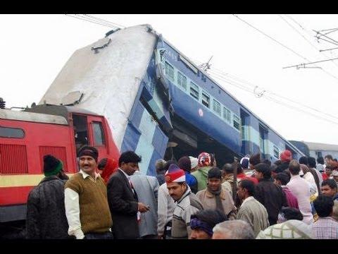 Indie - Zderzenie pociągów 2