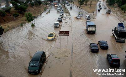 Izrael - Ulewne deszcze