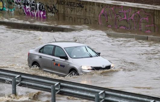 Największa od 100 lat powódź w Serbii i w Bośni 2