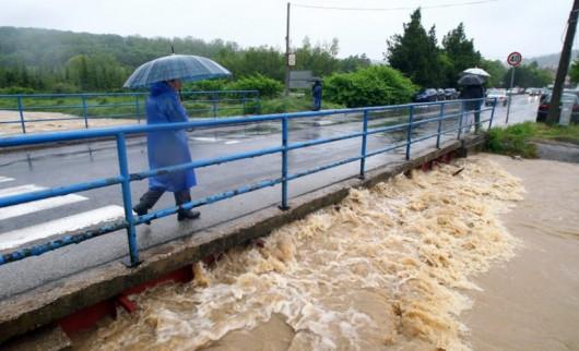 Największa od 100 lat powódź w Serbii i w Bośni
