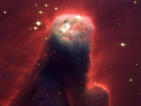 Obrazy formowania gwiazd
