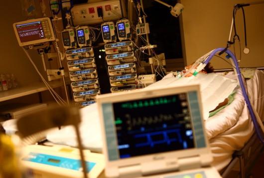 Pacjent po operacji serca (zdj. ilustracyjne)