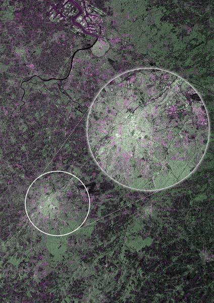 Pierwsza fotografia zrobiona przez Sentinel-1