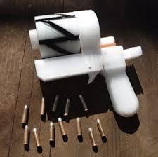 Pistolet - drukarka 3D