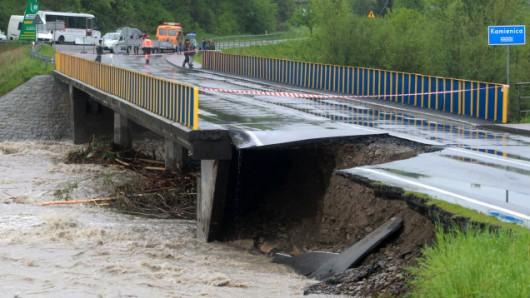 Polska - Powódź 2014