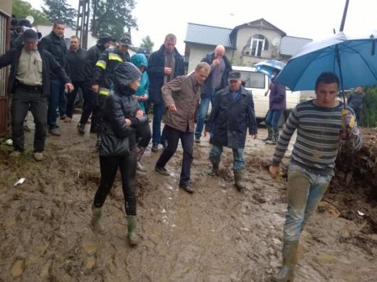 Polska - Powódź w Głuchołazach
