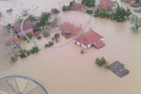 Powódź - Czechy