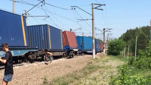 Rosja - Pod Moskwą zderzyły się pociągi 2