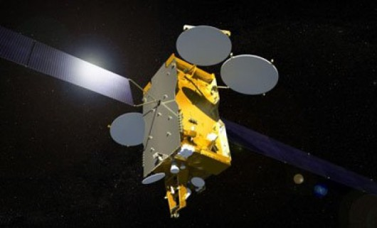 Satelita Express AM4 (mat. producenta)
