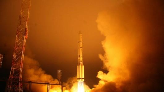 Start rakiety Proton-M