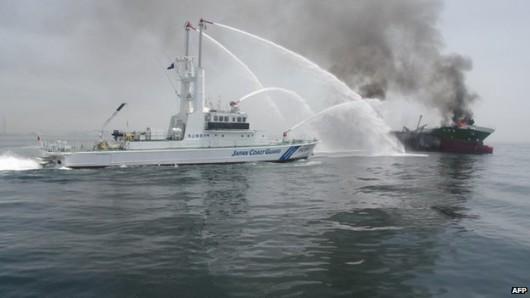 Tankowiec Shoko Maru 3