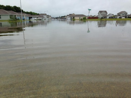 USA - Meteorolodzy ostrzegają mieszkańców Missisipi i Luizjany przed gwałtownymi burzami i ulewami 2
