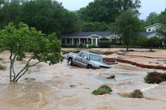 USA - Powódź na Florydzie3