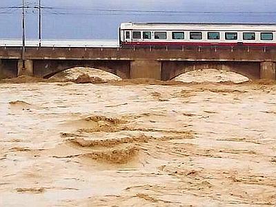 Włochy - Powódź 2