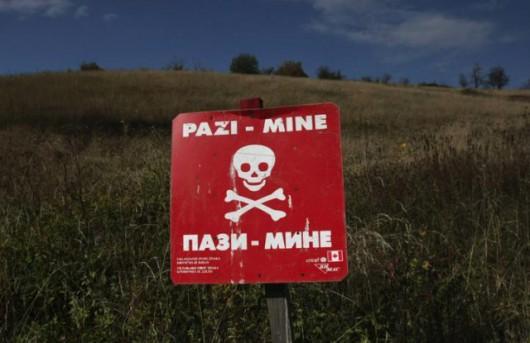 W bezpośrednim sąsiedztwie pól minowych do dziś żyje w Bośni pół miliona ludzi
