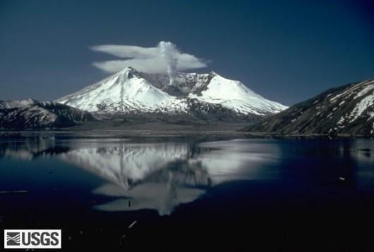 Wulkan Mount St.Helens - USA