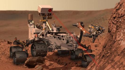Łazik Curiosity zbada obszar krateru Gale (NASA)