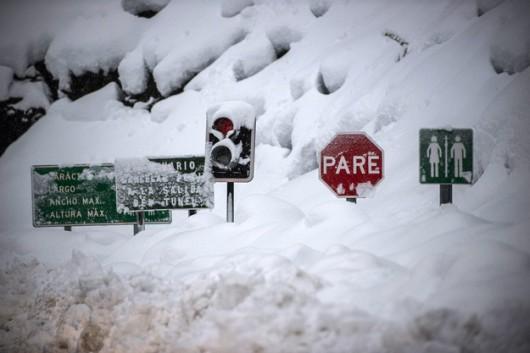 Śnieżyca - Chile