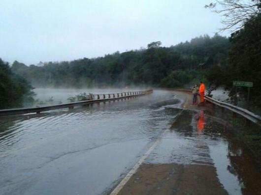 Brazylia - Powódź 1