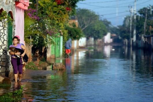 Brazylia - Powódź 4