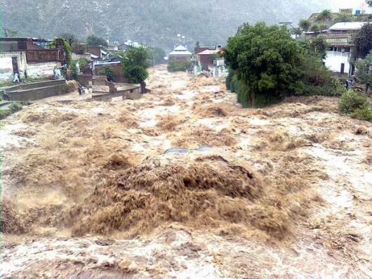 Brazylia - Powódź 5