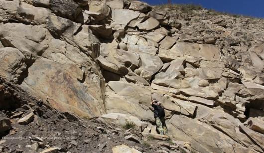 Czeczenia - Kamienne kule 2
