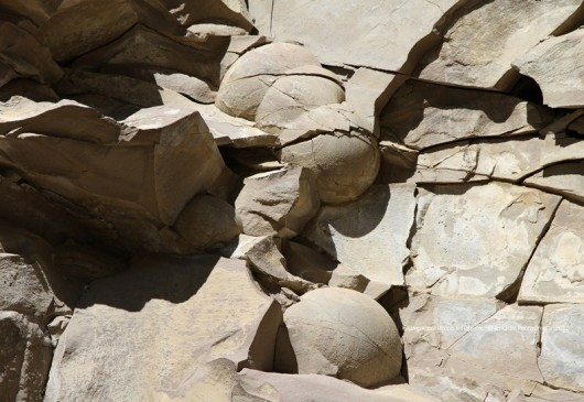 Czeczenia - Kamienne kule 5