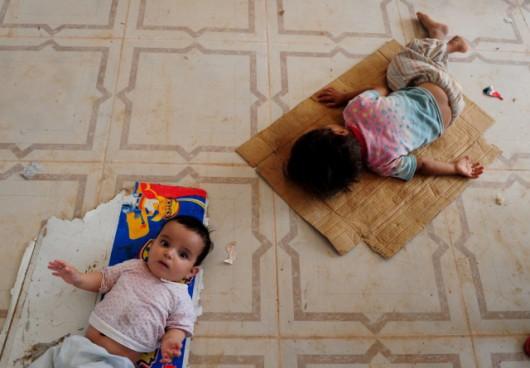 Dzieci uchodźców 1